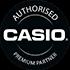 Casio Authorised Premium Partner