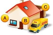 DHL Preferred Location