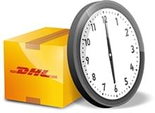 DHL Preferred Time