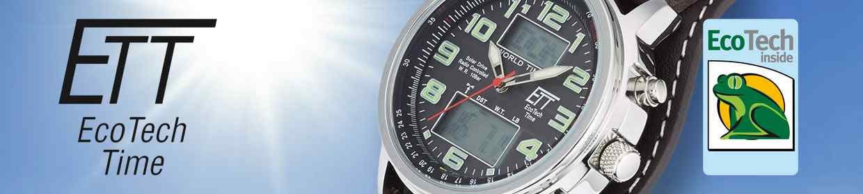 ETT Eco Tech Time Watches