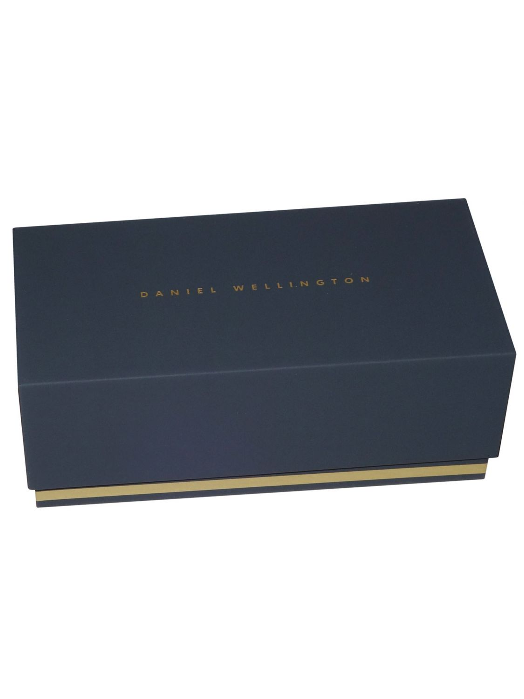 42d4e2f897cd13 ... Daniel Wellington DW00100217 Ladies Watch Classic Petite Melrose Rose/ Black 28 Packaging