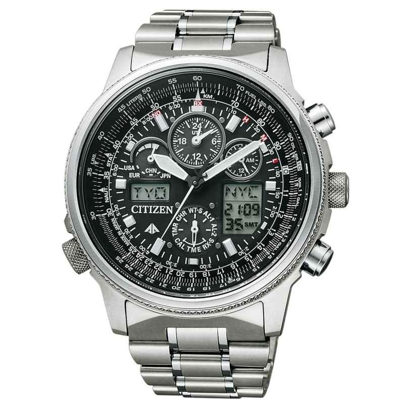 Citizen JY8020-52E Promaster Super Pilot Herren Chronograph 4974374215918