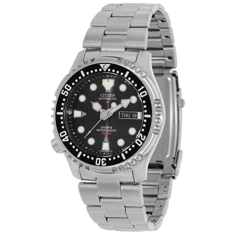 Citizen NY0040-09EEM Promaster Automatic Diver Watch Set 4003702660455