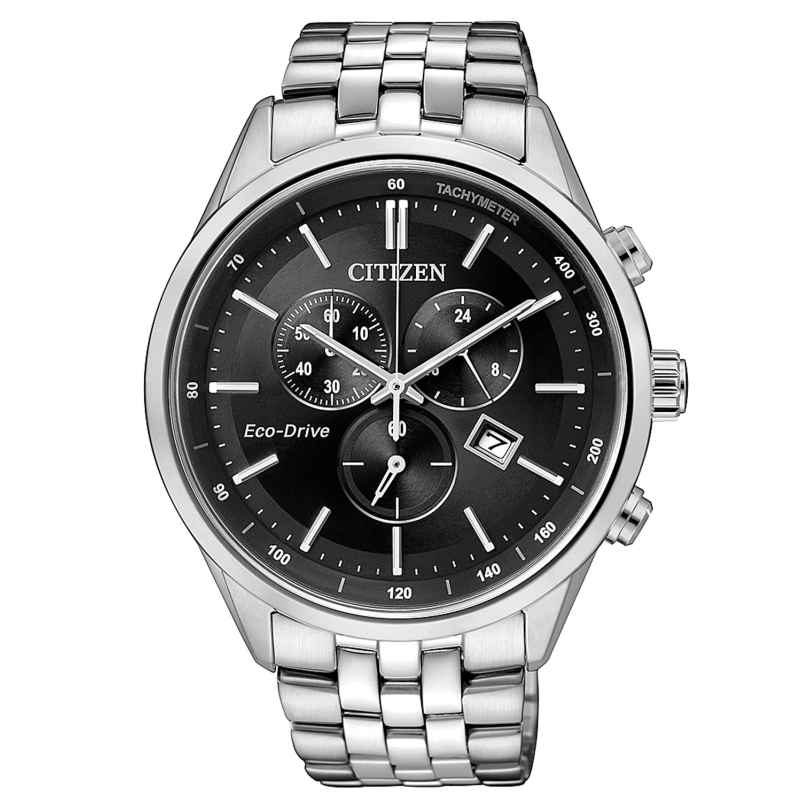 Citizen AT2141-87E Eco-Drive Mens Watch Chronograph 4974374261182