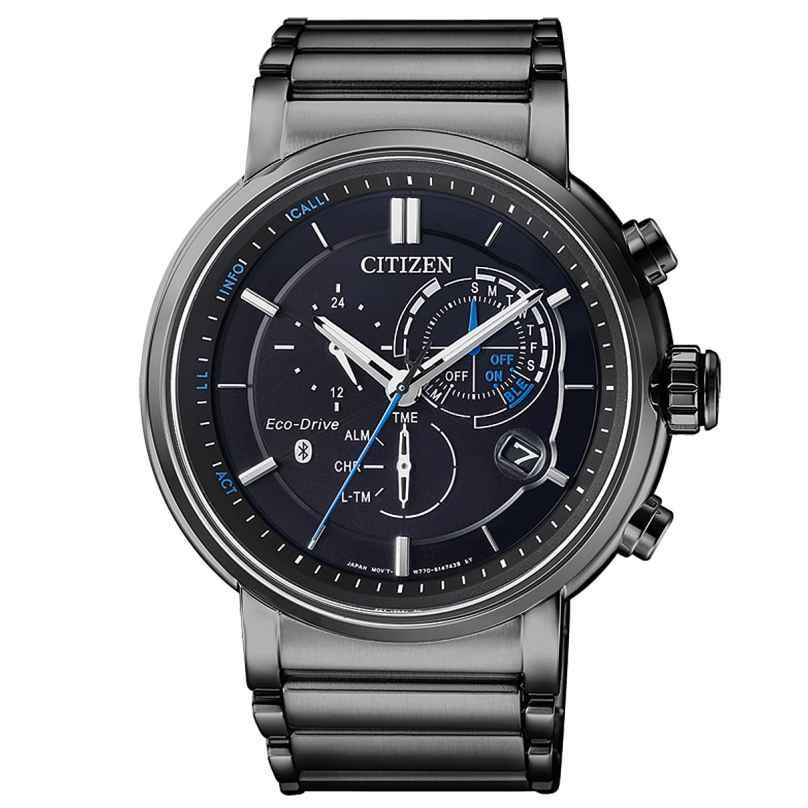 Citizen BZ1006-82E Smartwatch Eco-Drive Bluetooth Herrenuhr 4974374265203