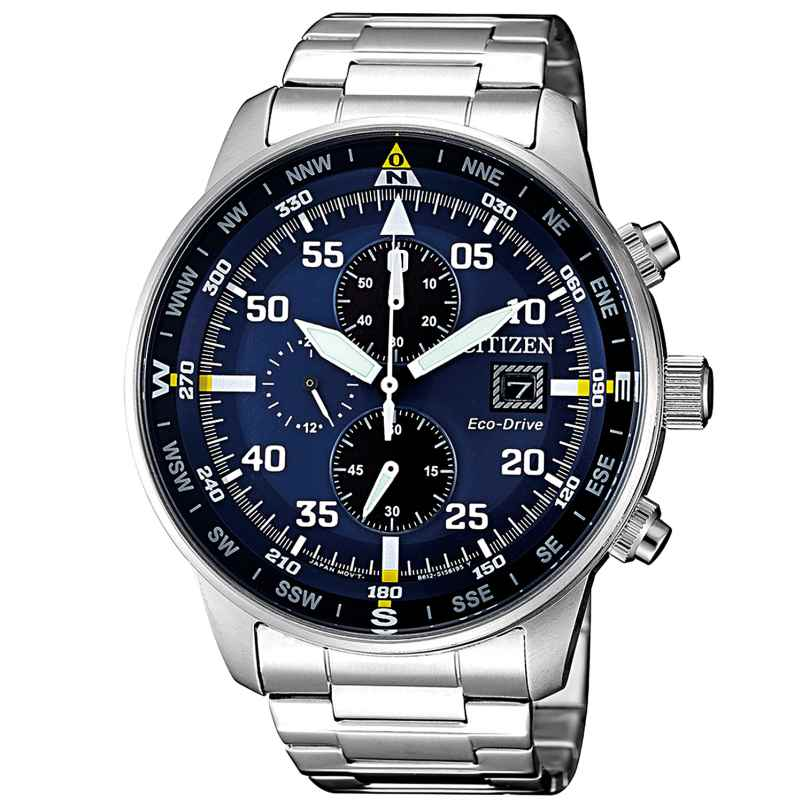 Citizen CA0690-88L Eco-Drive Chronograph Mens Watch 4974374273314