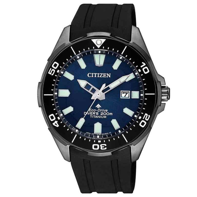 Citizen BN0205-10L Eco-Drive Herren-Taucheruhr Promaster Marine 4974374277435