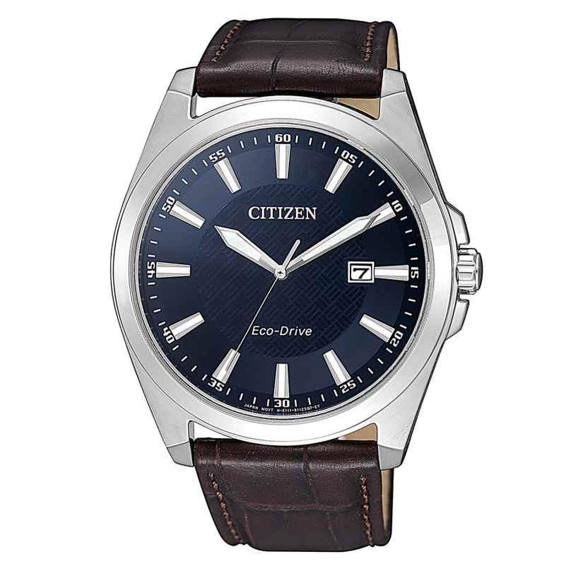 Citizen BM7108-22L Solar-Herrenarmbanduhr mit Saphirglas 4974374280428