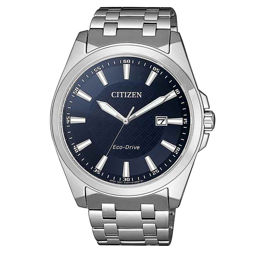 Citizen BM7108-81L Solar-Herrenarmbanduhr mit Saphirglas 4974374280442