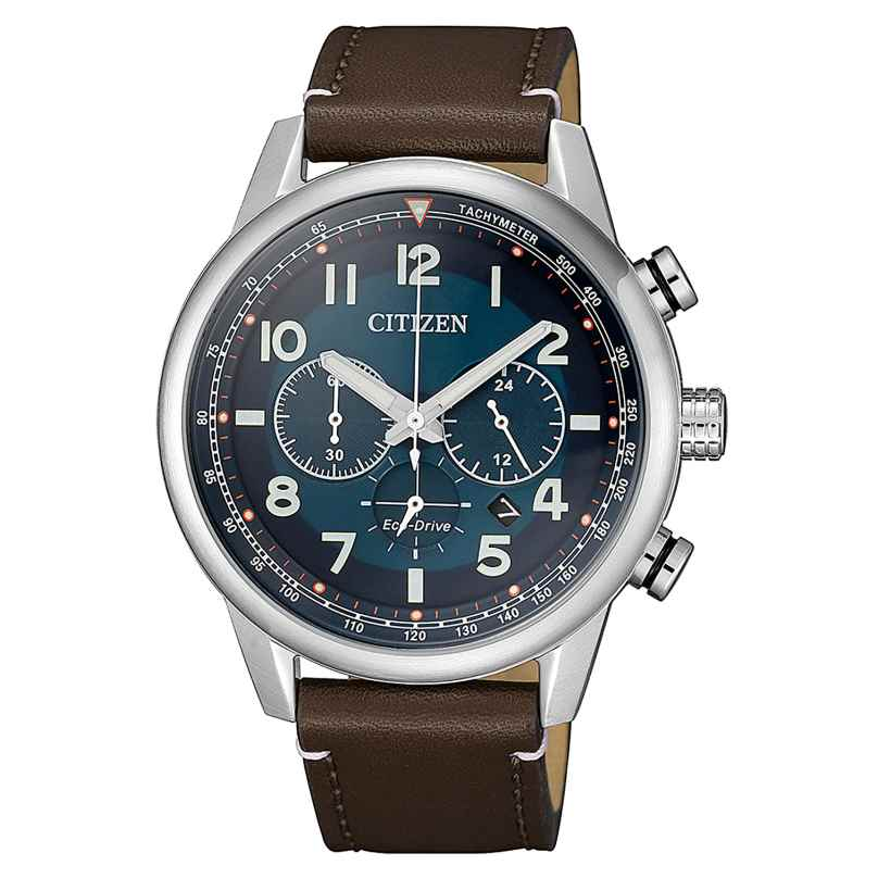 Citizen CA4420-13L Herrenuhr Eco-Drive Chronograph 4974374283788