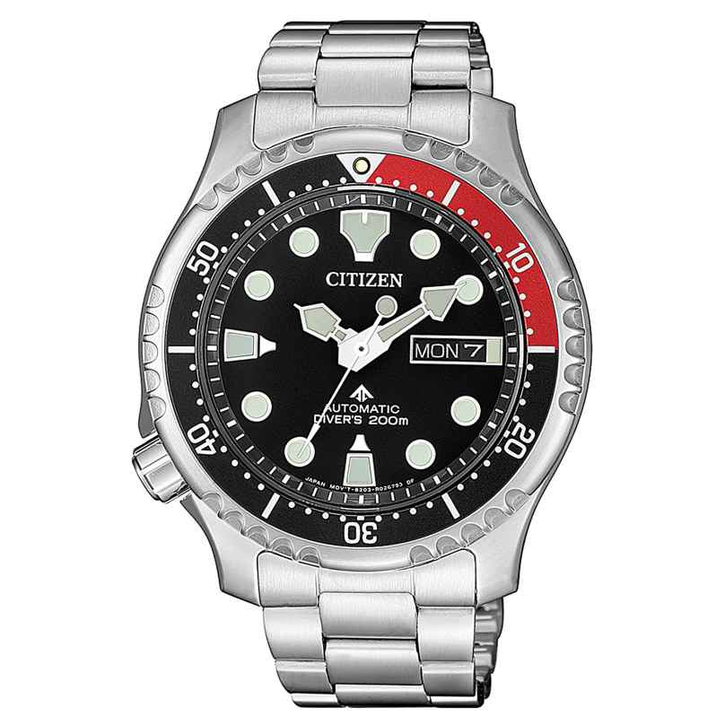 Citizen NY0085-86EE Promaster Marine Automatic Diver Watch 4974374288332