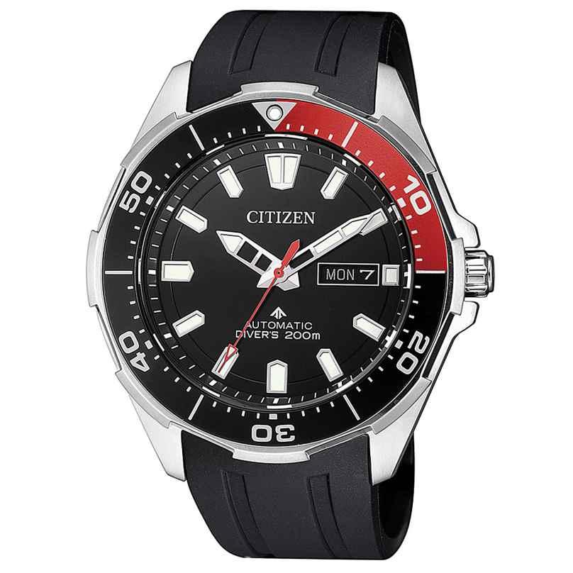 Citizen NY0076-10EE Promaster Marine Automatik Taucheruhr Titan 4974374288318
