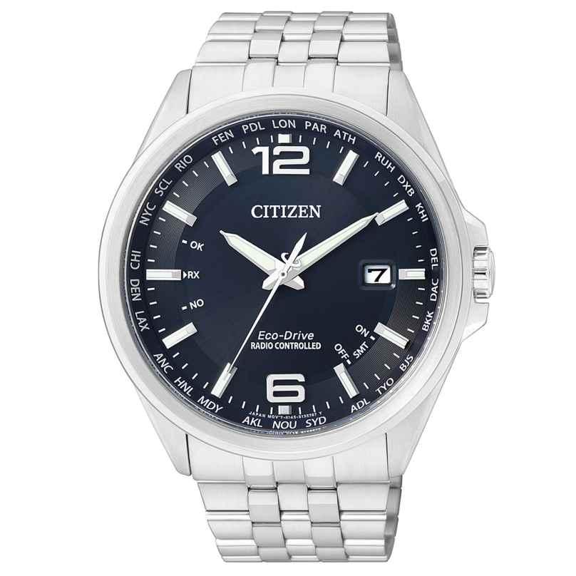 Citizen CB0010-88L Eco-Drive Global Funkuhr 4974374243362