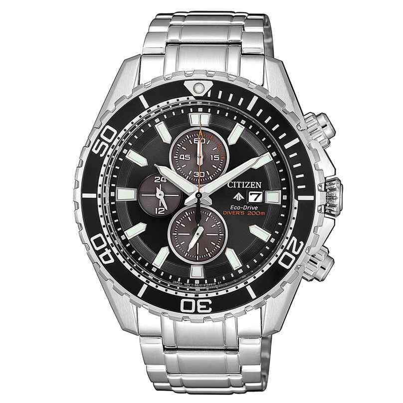 Citizen CA0711-80H Promaster Herrenuhr Eco-Drive Diver's Chronograph 4974374278029