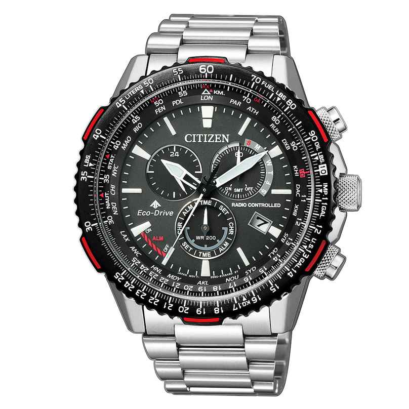 Citizen CB5001-57E Promaster Sky Eco-Drive Men's Radio-Controlled Watch 4974374277817