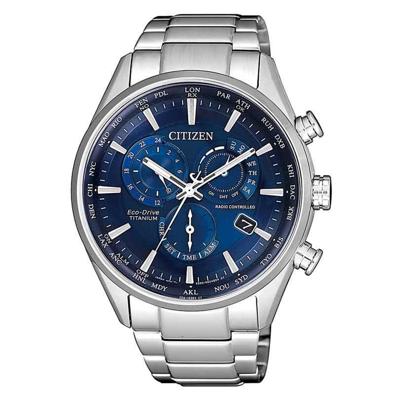 Citizen CB5020-87L Herren-Funkkuhr Eco-Drive Titan 4974374280336