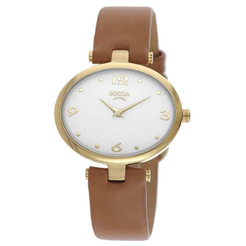 Boccia 3295-04 Titanium Ladies' Watch 4040066248592
