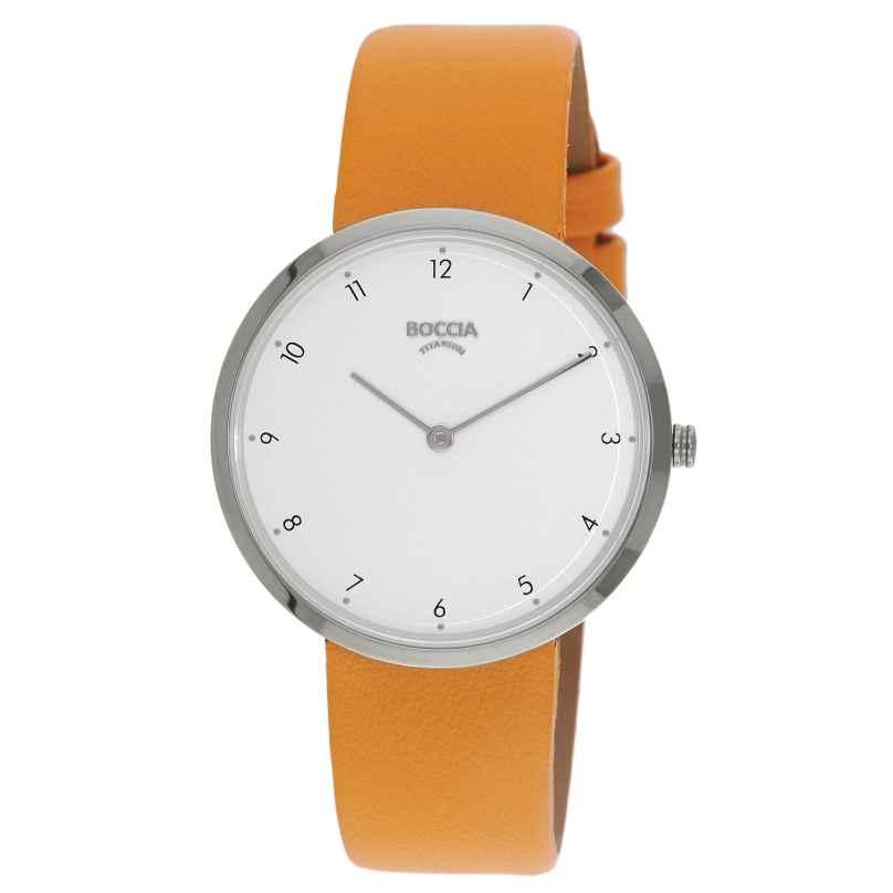 Boccia 3309-01 Titanium Ladies' Watch Trend 4040066254340