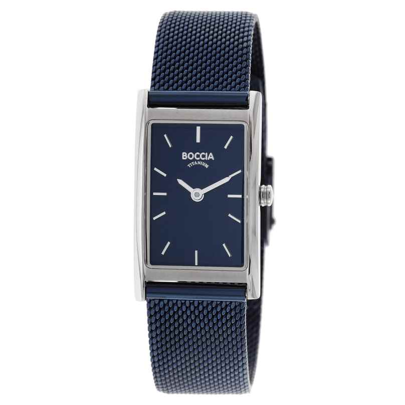 Boccia 3304-01 Titanium Women's Watch 4040066254012