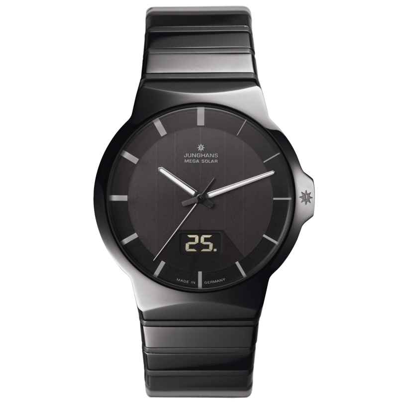 Junghans 018/1133.44 Force Gents Radio-Solar-Watch 4000897387525