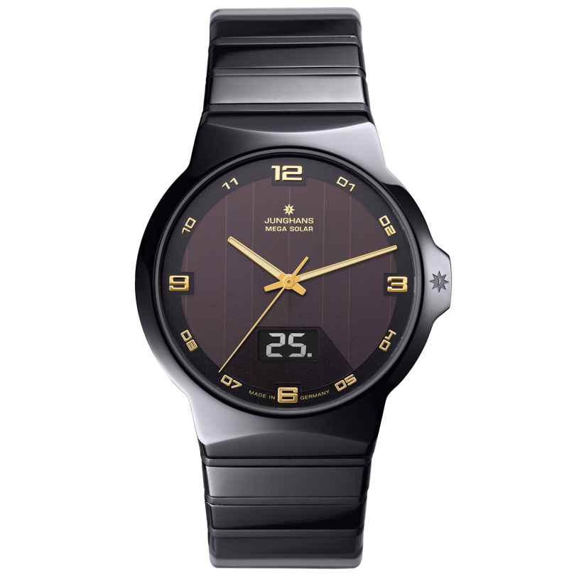 Junghans 018/1435.44 Force Herren Funk-Solar-Uhr 4000897389857