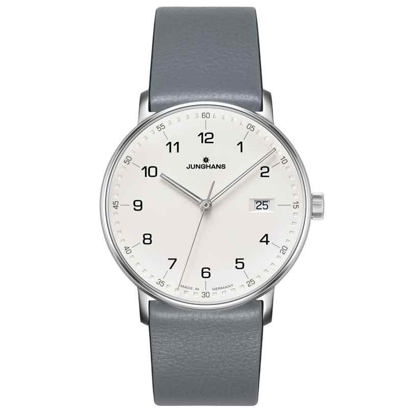 Junghans 041/4885.00 Herren-Armbanduhr Form Quarz 4000897391317