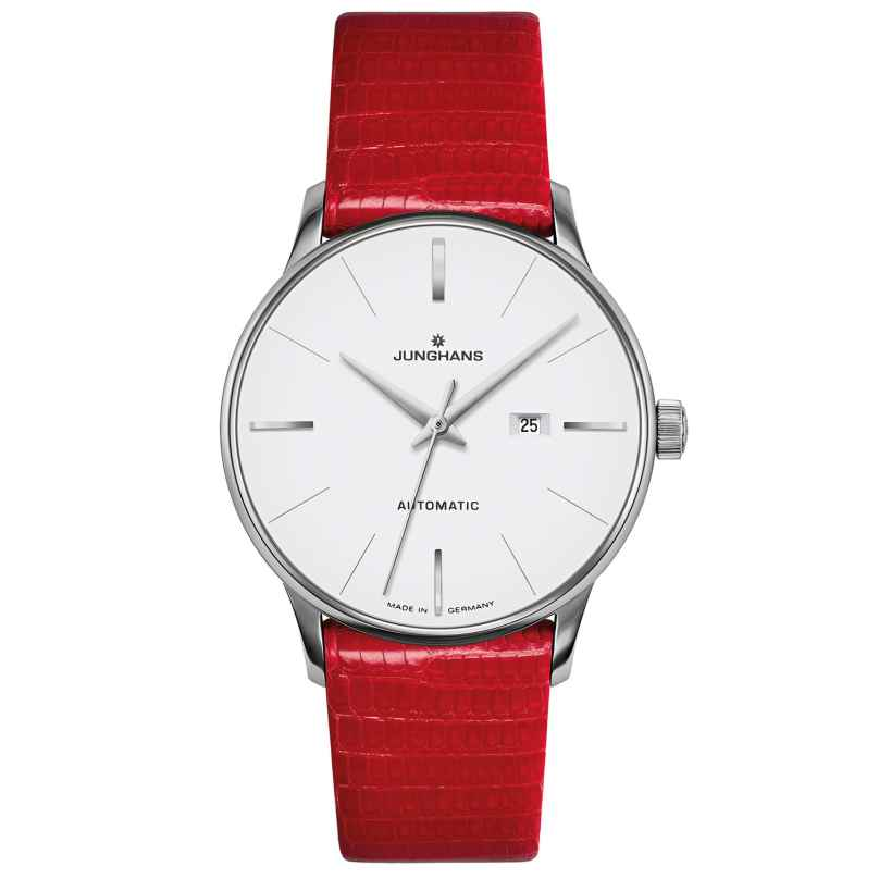 Junghans 027/4844.00 Meister Automatic Ladies' Wristwatch 4000897391188