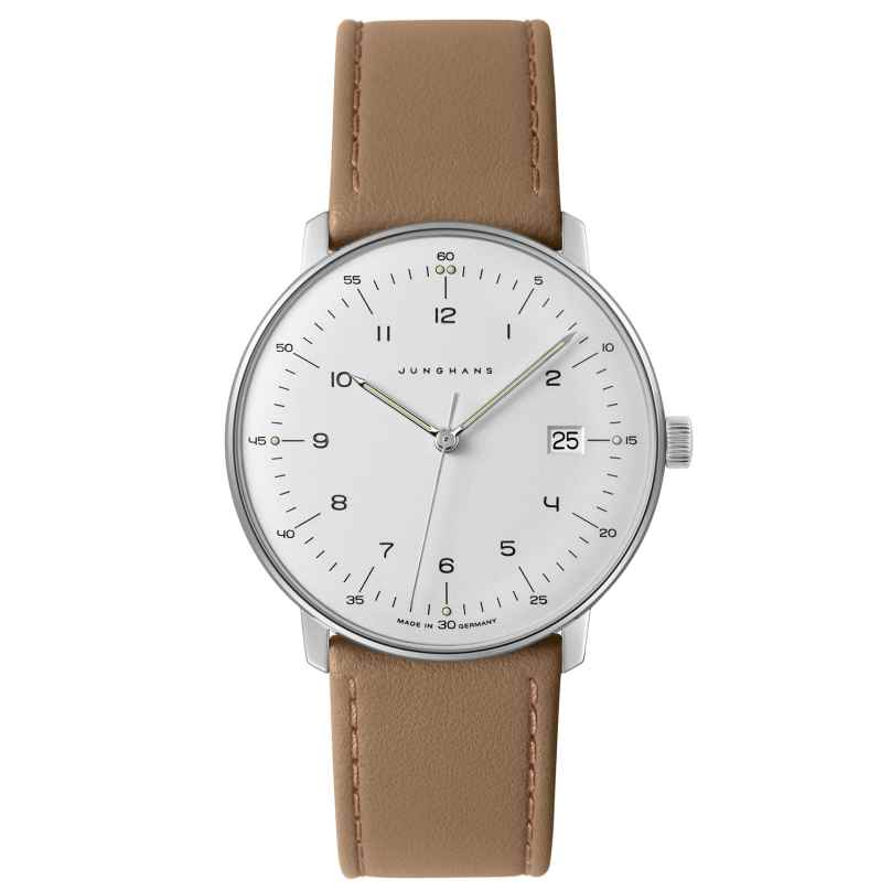 Junghans 041/4562.00 max bill Quarz Herrenuhr 4000897390259