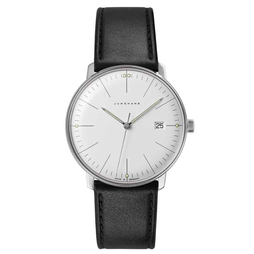 Junghans 041/4817.00 max bill Quarz Herrenuhr 4000897391256