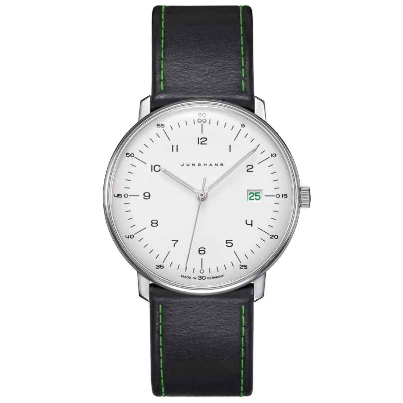 Junghans 041/4811.00 max bill Quarz-Herrenuhr Edition 2018 4000897391119