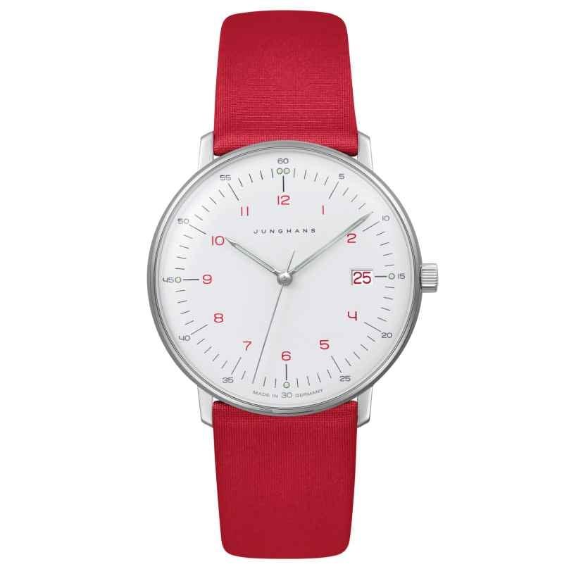 Junghans 047/4541.04 max bill Damen-Armbanduhr 4000897392345