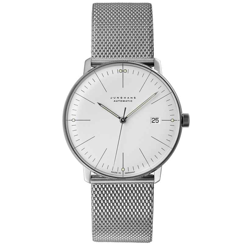 Junghans 027/4002.48 max bill Automatic Gents Watch 4000897392048