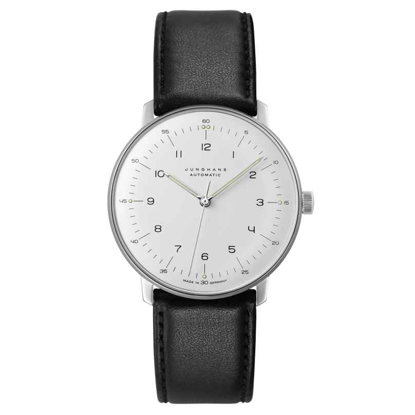 Junghans 027/3500.04 max bill Automatic Herrenuhr 4000897391973