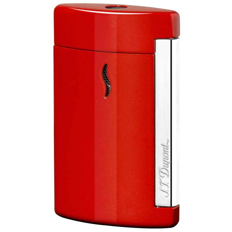 S.T. Dupont 010505 Minijet Feuerzeug Rot 3597390235268