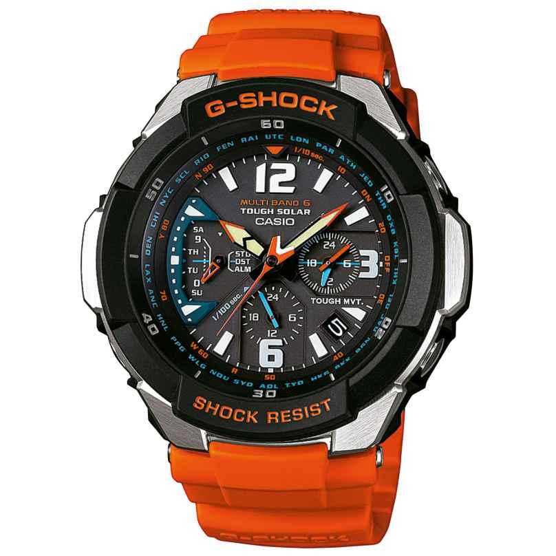 Casio GW-3000M-4AER G-Shock Radio-Solar Chrono 4971850927907