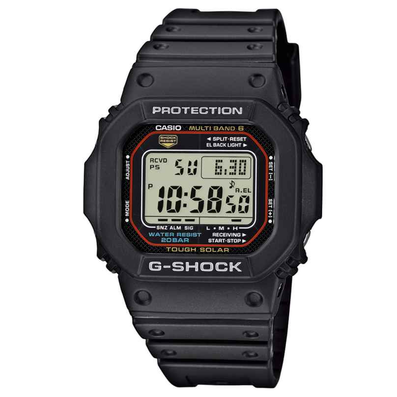 Casio GW-M5610-1ER G-Shock Solar-Funkuhr 4971850966166