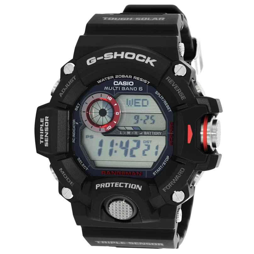 Casio GW-9400-1ER G-Shock Radio Solar Mens Watch 4971850980643