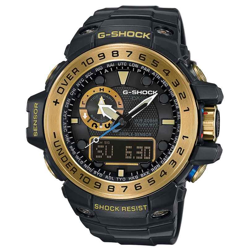Casio GWN-1000GB-1AER G-Shock Gulfmaster Herrenuhr 4971850031710