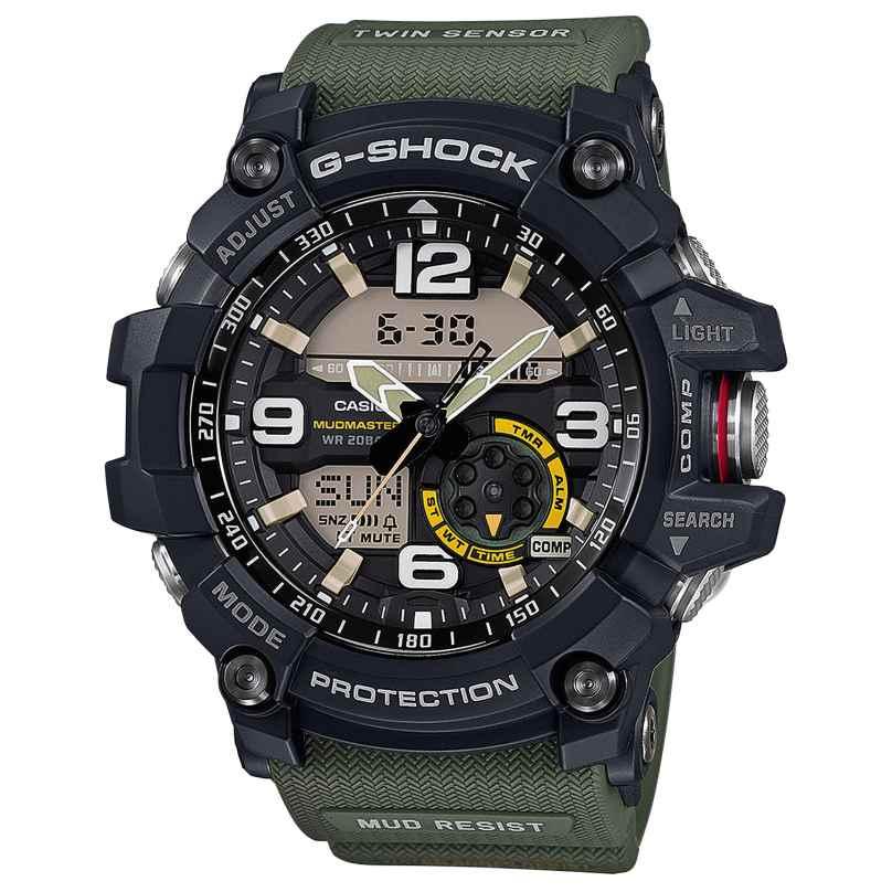 Casio GG-1000-1A3ER G-Shock Mudmaster Herrenuhr 4549526114724