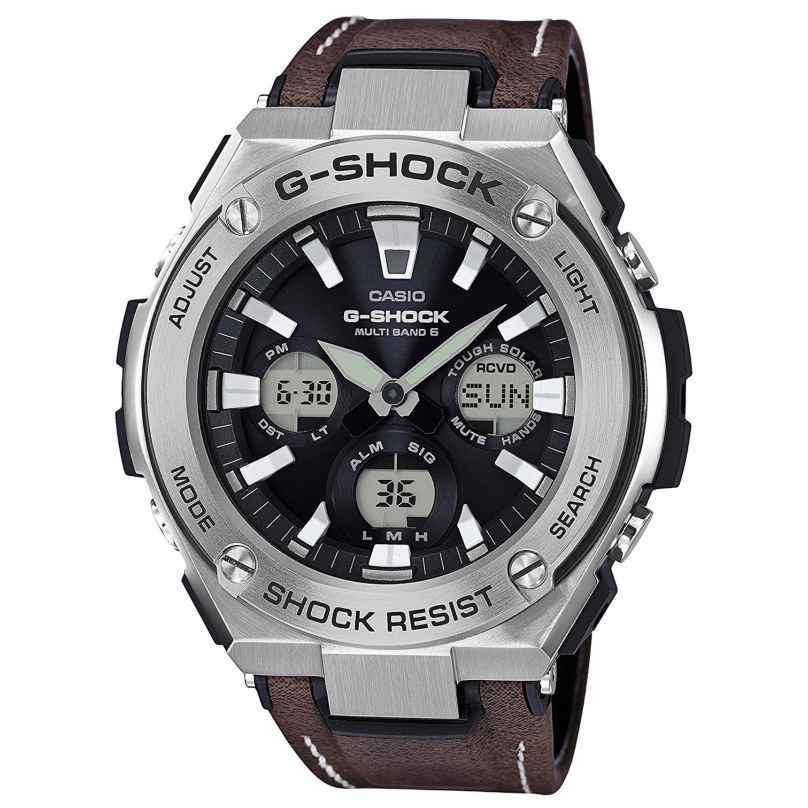 Casio GST-W130L-1AER G-Shock Herren-Armbanduhr Funk-Solar 4549526144479