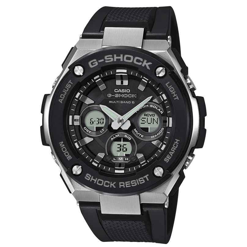 Casio GST-W300-1AER G-Shock Steel Funk-Solaruhr 4549526160752
