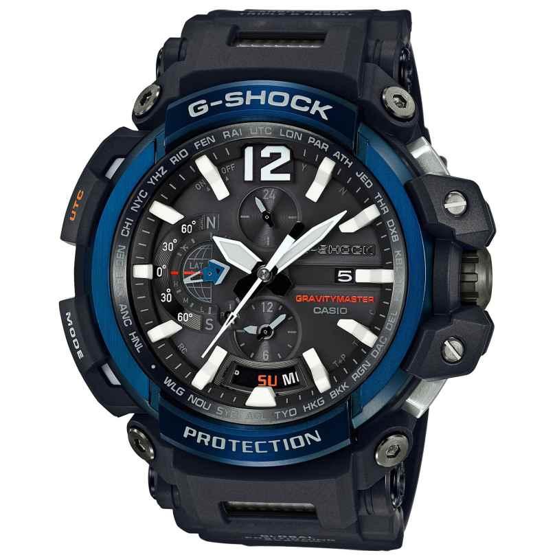 Casio GPW-2000-1A2ER G-Shock Gravitymaster GPS Herrenuhr Solar/Funk 4549526155895