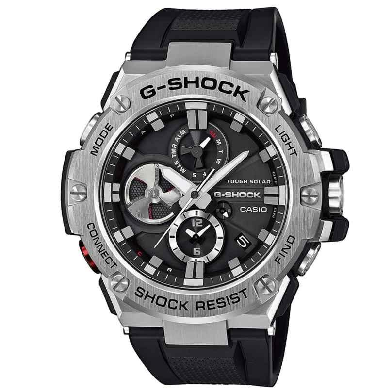 Casio GST-B100-1AER G-Shock G-Steel Bluetooth Herren-Solaruhr 4549526168178