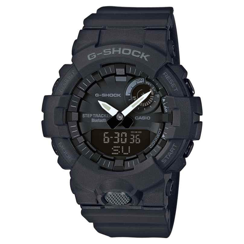 Casio GBA-800-1AER G-Shock AnaDigi Bluetooth Armbanduhr 4549526179105