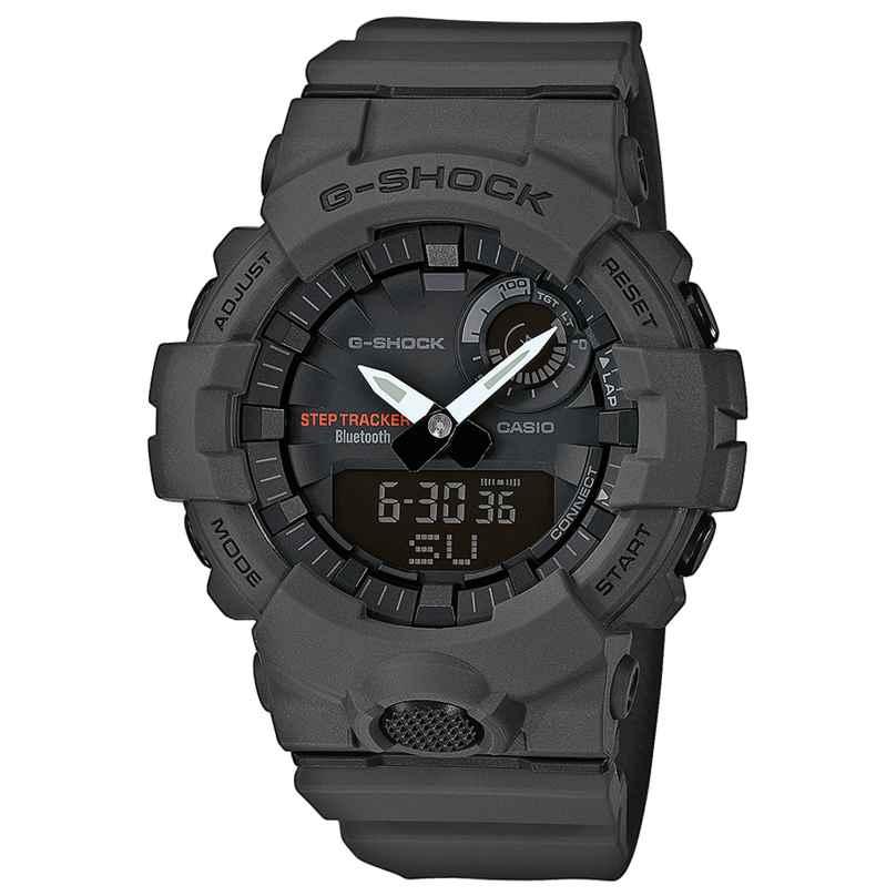 Casio GBA-800-8AER G-Shock Armbanduhr Schrittzähler Bluetooth 4549526179303
