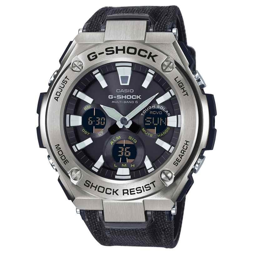 Casio GST-W130C-1AER G-Shock AnaDigi Funk-Solar-Herrenuhr 4549526191015
