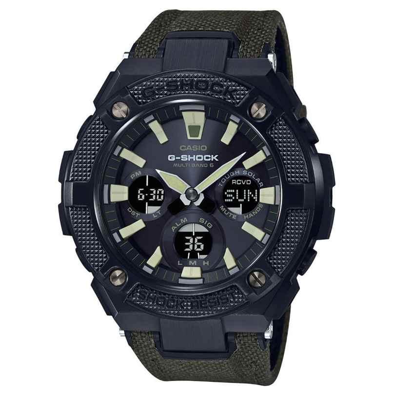 Casio GST-W130BC-1A3ER G-Shock AnaDigi Solar Radio-Controlled Men's Watch 4549526188329
