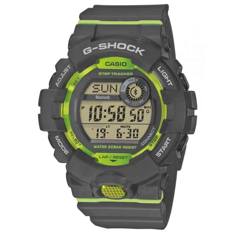 Casio GBD-800-8ER G-Shock Bluetooth Herrenuhr mit Schrittzähler 4549526202384