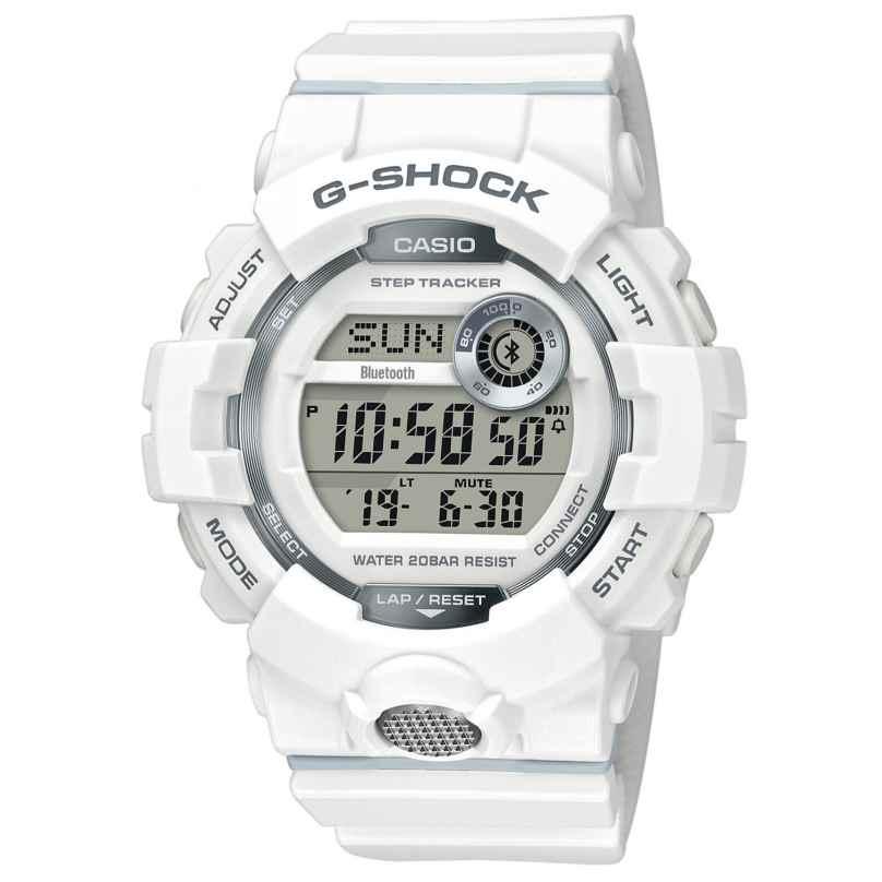 Casio GBD-800-7ER G-Shock G-Squad Bluetooth Herrenuhr mit Schrittzähler 4549526202339