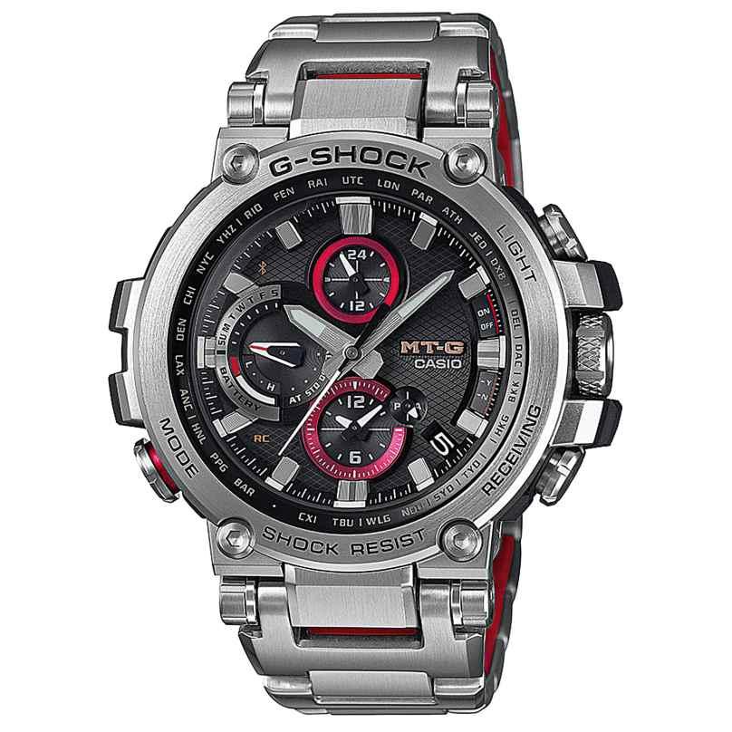 Casio MTG-B1000D-1AER G-Shock MT-G Funk-Solar-Herrenuhr 4549526208782
